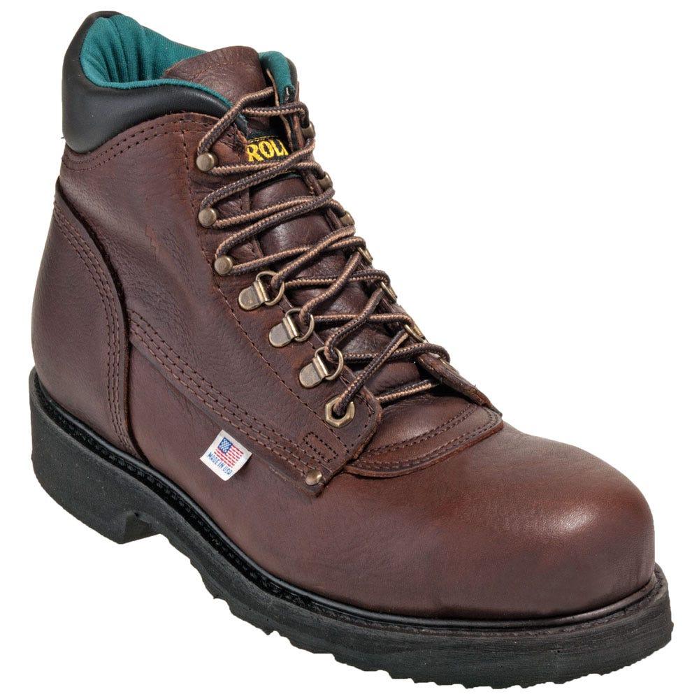 Carolina USA-Made 1309 Steel Toe EH Work Boots