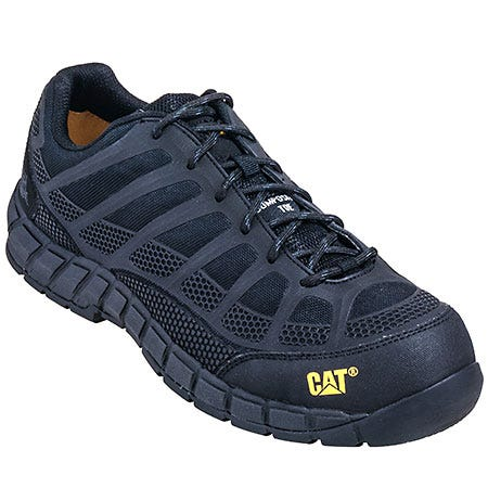 Caterpillar Composite Toe 90284 EH Athletic Work Shoes