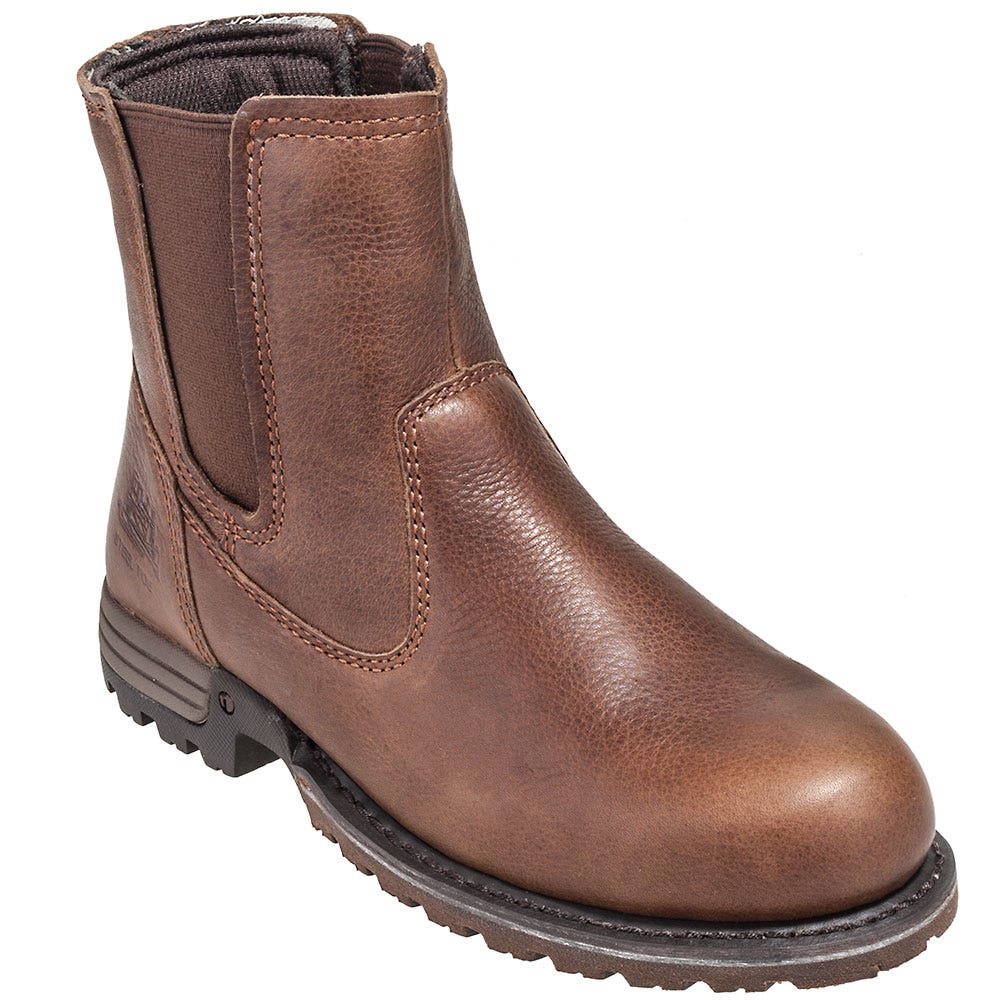 Caterpillar Women's 90388 Steel Toe EH Pull On Freedom Boots