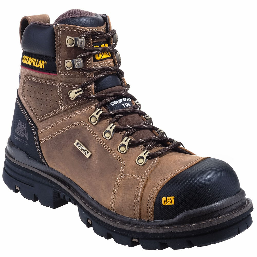 CAT Men's Work Boots 90449