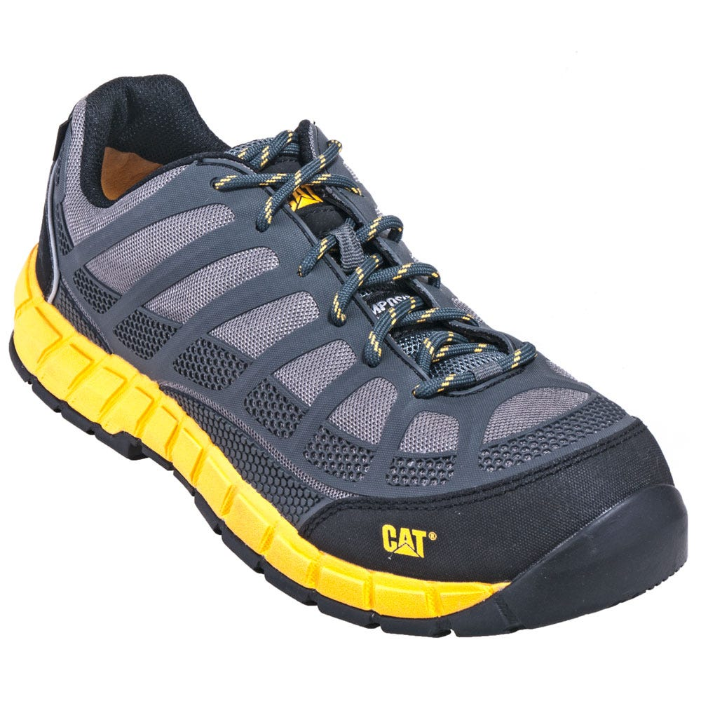 Caterpillar 90594 Grey Composite Toe Streamline ESD Shoes