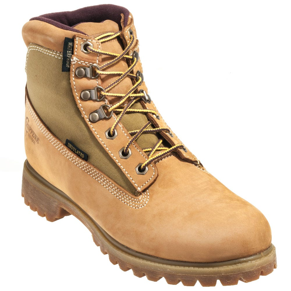 Chippewa Boots Men's Insulated Work Boots 24514
