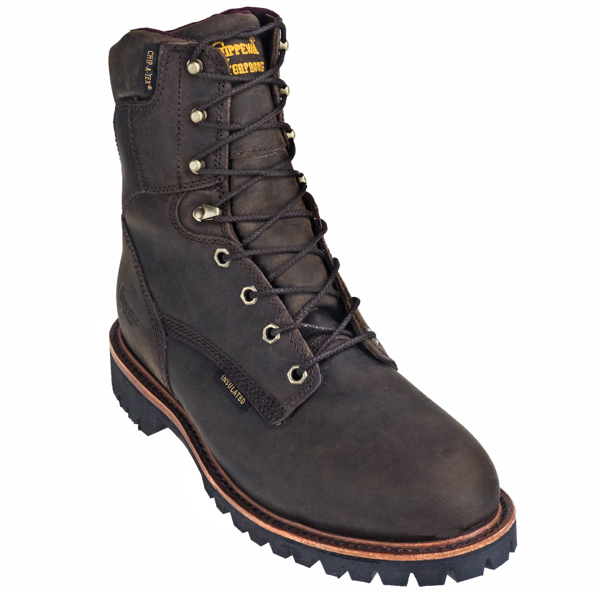 50845affc1b Chippewa Boots: Men's Steel Toe Waterproof 26330 EH USA-Made ...