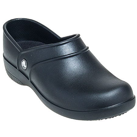Crocs Shoes: Women's Neria Black 11773 001 Slip Resistant ...
