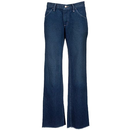 Bulwark Jeans: Women's PEJWSD Fire-Resistant Cotton Denim Work Jeans Sale $60.00 Item#PEJWSD :