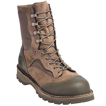 Danner Boots: Men's Brown USA 15670X USMC RAT Hot Military Boots Sale $330.00 Item#15670X :