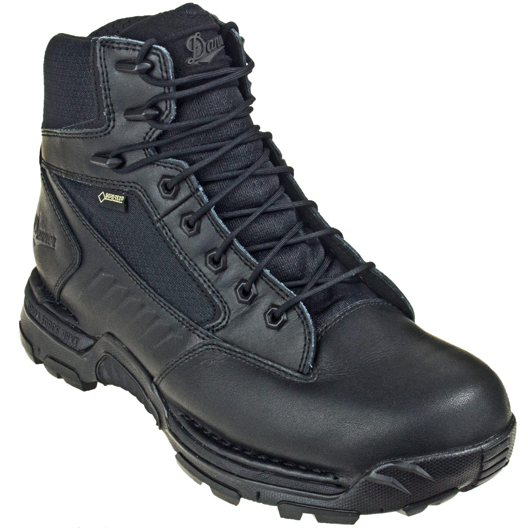 8d3b4d50e35 Danner Boots: Men's 6 Inch Black 26632 Striker Bolt Duty Boots ...