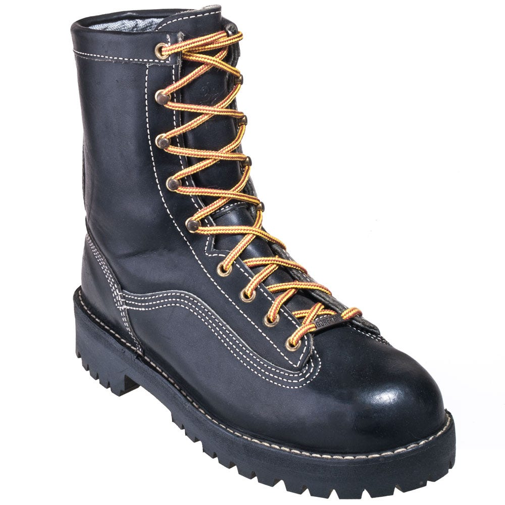 Danner Boots Men S Black 11500 Usa Made Eh Waterproof