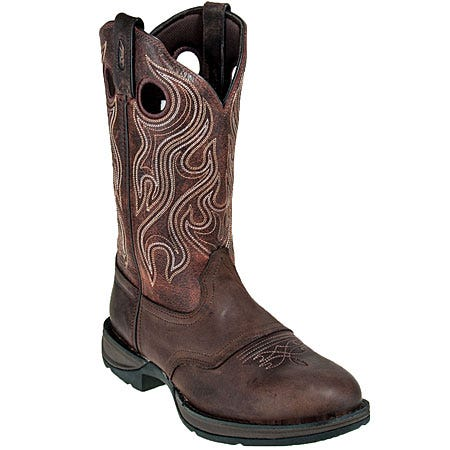 Durango Boots Men's12 Inch Round Toe Leather Cowboy Boots DB5474