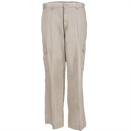 Dickies Rinsed Khaki 23214 RKH Loose Fit Twill Cargo Pants