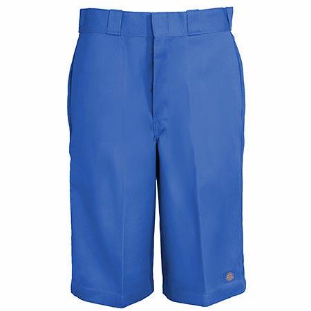Dickies 42283 RB Royal Blue Wrinkle Resistant Work Shorts