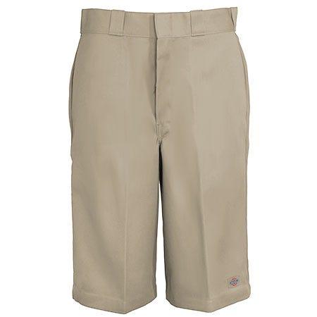 Dickies 42283 KH Khaki 13 Inch Multi Use Pocket Work Shorts