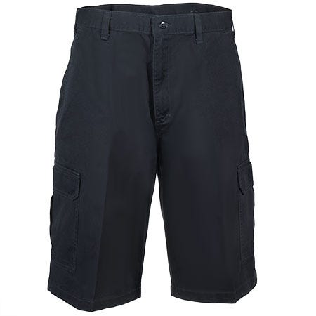 Dickies Black 43214 RBK 13 Inch Twill Cargo Shorts