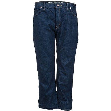 Dickies DD217 RNB Heavyweight Denim Flannel Lined Jeans