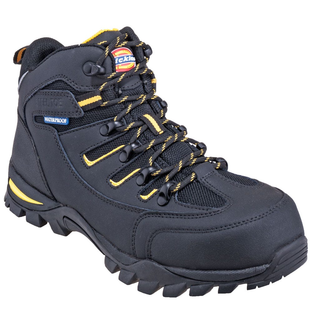 Dickies Boots Men's Steel Toe Hiking Boots DW6525