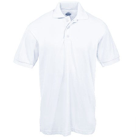 Best price dickies shirts men 39 s ks5552 wh white wrinkle for Best wrinkle free shirts