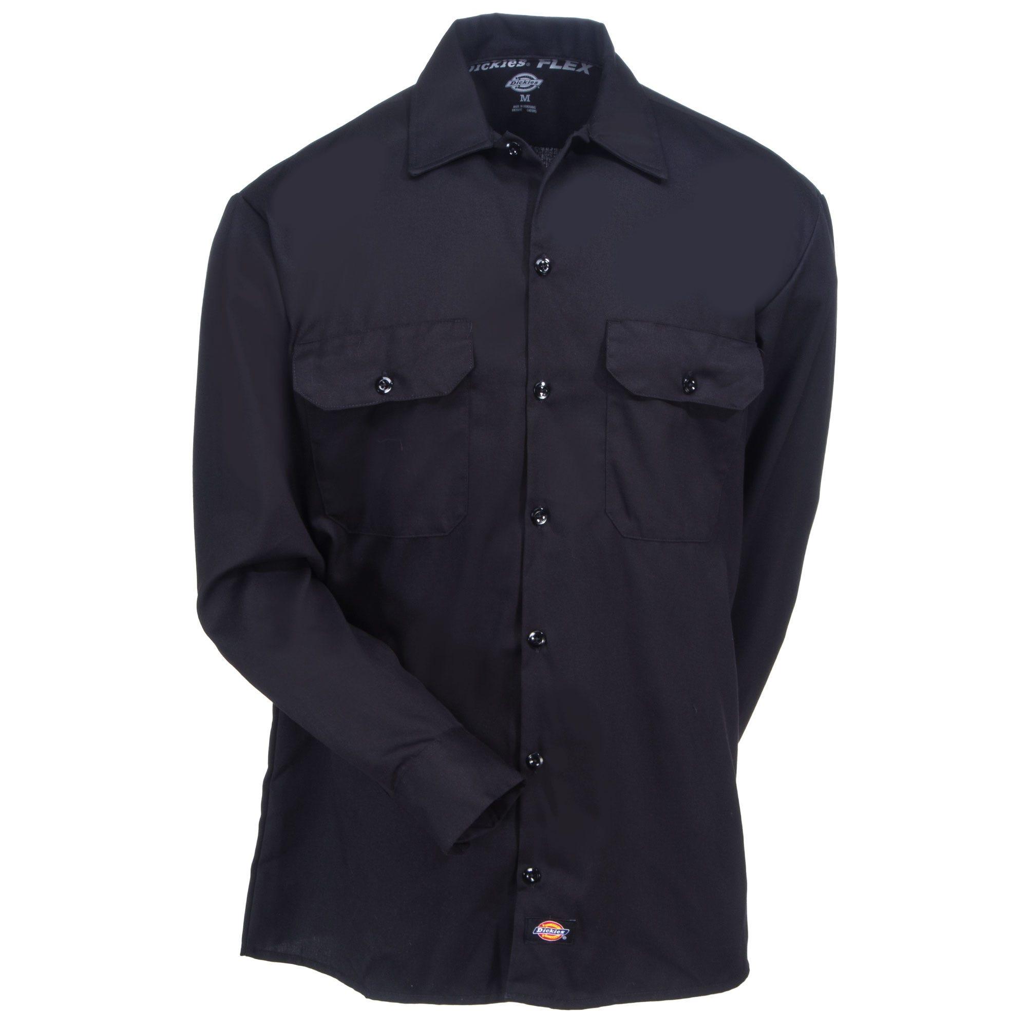 Sleeve | Shirt | Dark | Navy | Long | Men