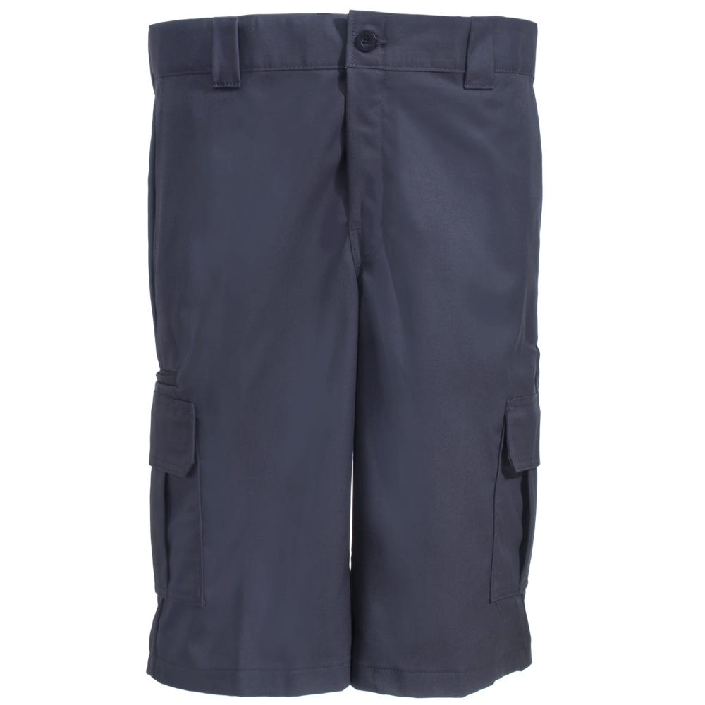 Dickies WR557 CH Charcoal Grey Relaxed Fit Poly/Cotton Twill Cargo Shorts