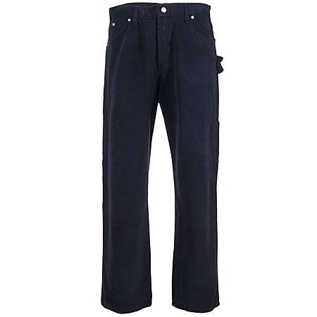 Dickies Black DU336 RBK Sanded Duck Carpenter Jeans