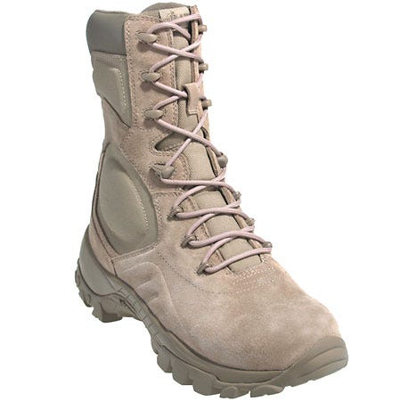 Bates Boots  Men's 9-Inch Military Desert Boots 2950