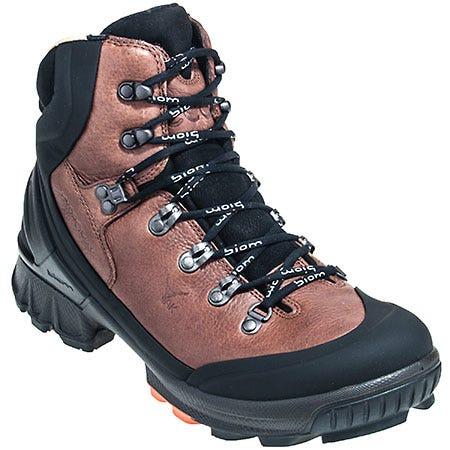 Ecco Boots: Men's 811524 55275 Brown Biom Water-Repellent Hiking Boots Sale $230.00 Item#811524-55275 :