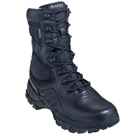 Bates Boots: Men's Waterproof Side Zip Tactical Boots 2900