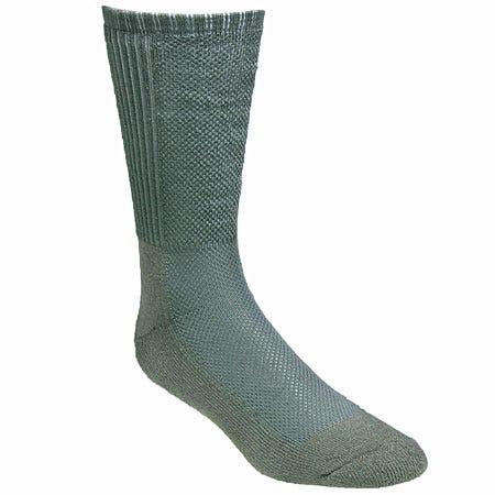 Wigwam Socks: Green Hot Weather Boot Crew Socks Wigwam F8032 308 Sale $15.00 Item#F8032-308 :