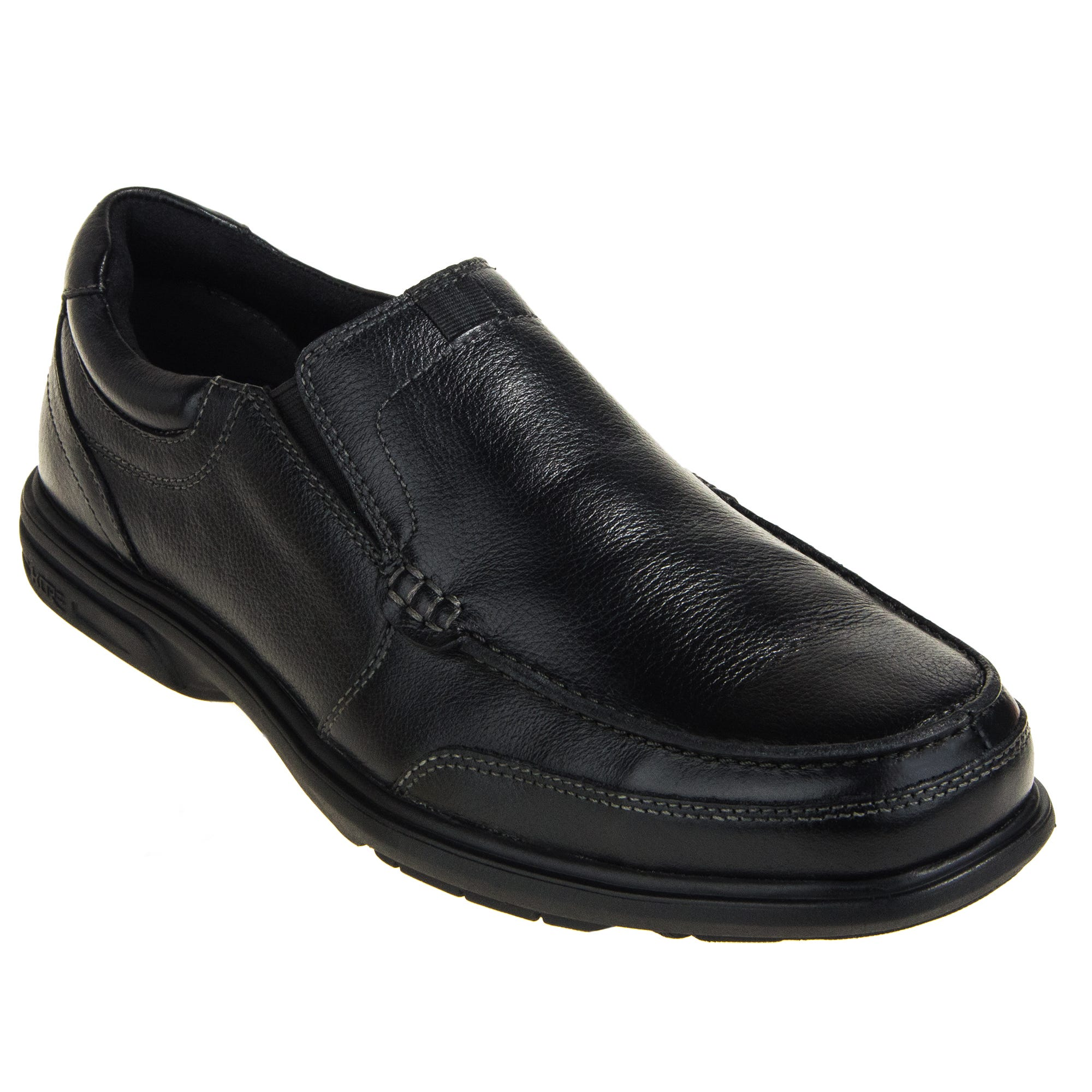 ada3c62b326 Florsheim FE2020 Men s Black Loedin ST EH SR Slip-On Oxfords