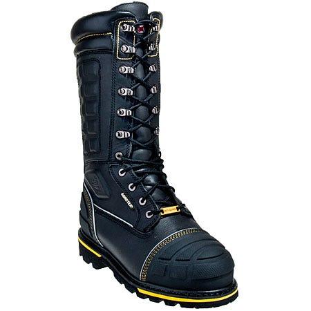 Rocky Boots Men's Steel Toe Met Guard Insulated Waterproof Boots 6900