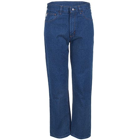 Carhartt Jeans: Men's FRB100 Flame-Resistant Relaxed Fit Jeans Sale $60.00 Item#FRB100DNM :