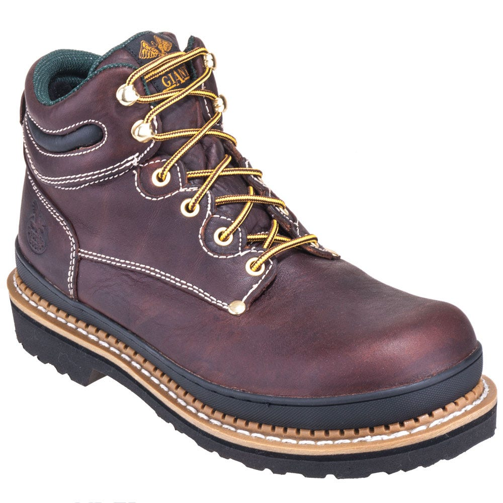 Georgia Boots Mens Work Boots 6375