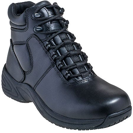 Grabbers Boots: Men's Sure Grip Sole Non Metallic Work Boots G1240