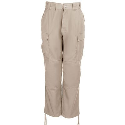 5.11 Tactical Pants: Men's TDU Ripstop Khaki Work Pant 74003 162 Sale $45.00 Item#74003-162 :