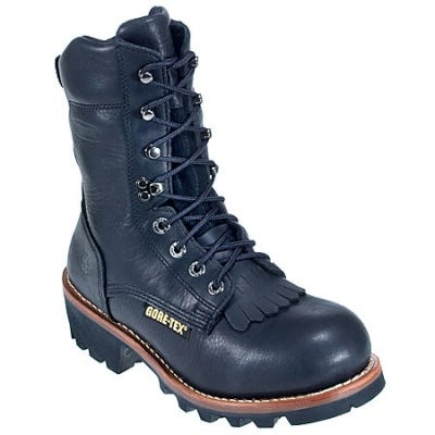 Wolverine Boots: Men's Steel Toe Buckeye Insulated Work Boots 5632
