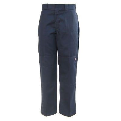 Dickies Dark Navy 85283 DN Double Knee Loose Fit Work Pants