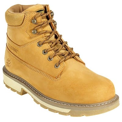 Wolverine Boots: Men's Wheat 1041 Insulated Waterproof Work Boots