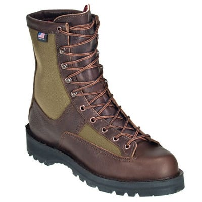 Danner Boots Unisex Brown Sierra 63100 Insulated Waterproof Hunting Boots