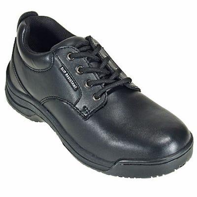 Skidbuster Black Non Slip Oxford Work Shoes S5071