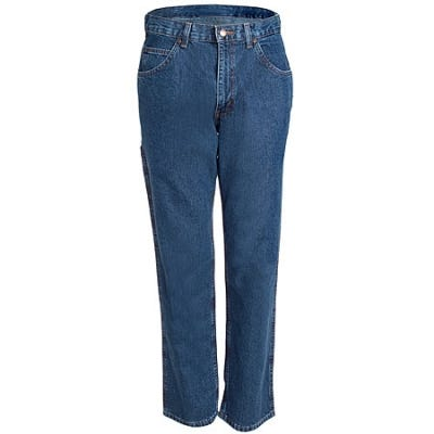 Key Jeans: Men's 4875 45 Cotton Ring-Spun Denim Relaxed Fit Jeans