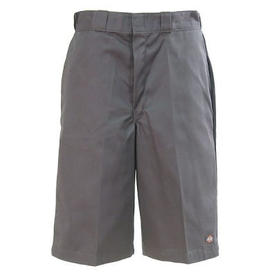 Dickies Charcoal 42283 CH Multi Use Pocket 13 Inch Work Shorts