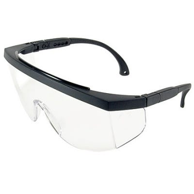 Radians Safety Glasses 5 Position Ratcheting Safety Glasses G40110ID
