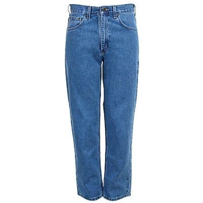 Carhartt Jeans: Men's B17 STW Heavyweight Denim Work Jeans Sale $33.00 Item#B17STW :