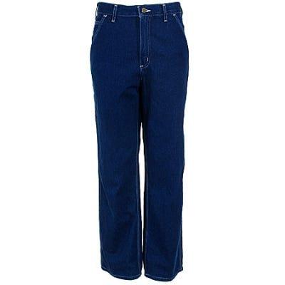 Carhartt Jeans: B13 DST Cotton Denim Work Jeans Sale $35.00 Item#B13DST :
