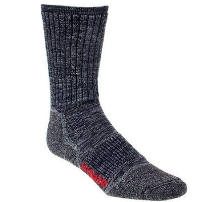 Wigwam Socks: Navy Merino Lite Hiking Socks F2300 43A Sale $18.00 Item#F2300-43A :