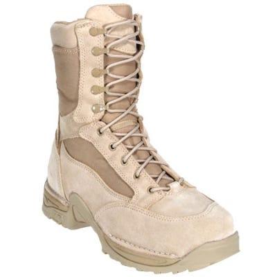 Danner Boots Men's Desert 26016 Rough-Out GTX Waterproof Military Boots