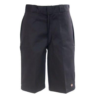 Dickies 42283 BK Black 13 Inch Multi Use Pocket Work Shorts