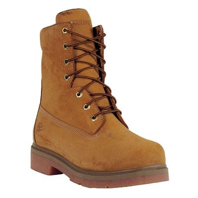 Wolverine Boots Waterproof Steel Toe EH Insulated Boots 1110