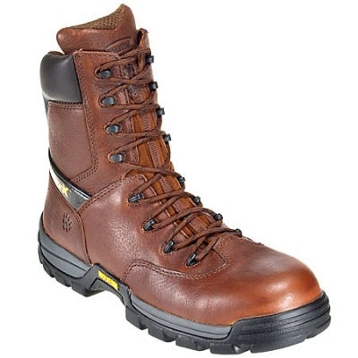 Wolverine Boots Men's Guardian Carbonmax Safety Toe Boots 2294