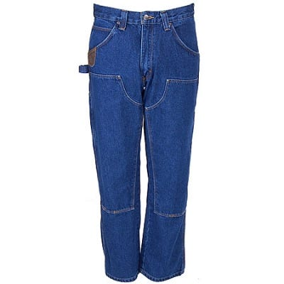 Wrangler Riggs Jeans Heavy Duty Cotton Work Jeans 3W030AI - Blue - 30x34