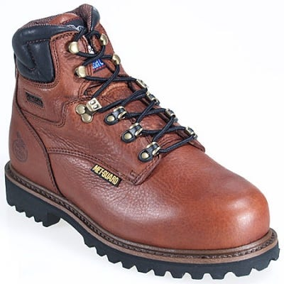 Georgia Boots Men Internal Metatarsal Guard Safety Boots G6315 - 9W